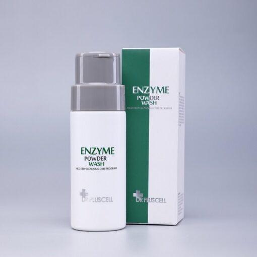 bột rửa mặt dr pluscell enzyme powder wash