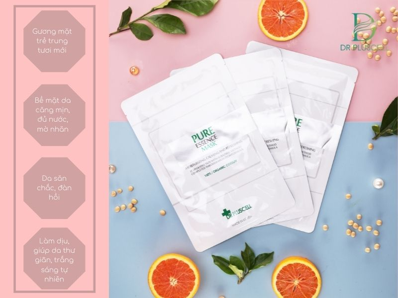 cong-dung-Pure-Essence-Mask
