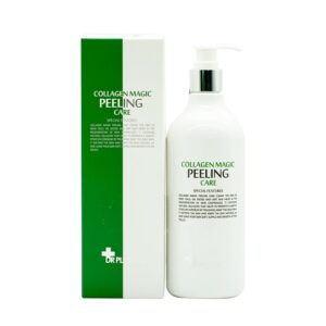 collagen magic peeling care