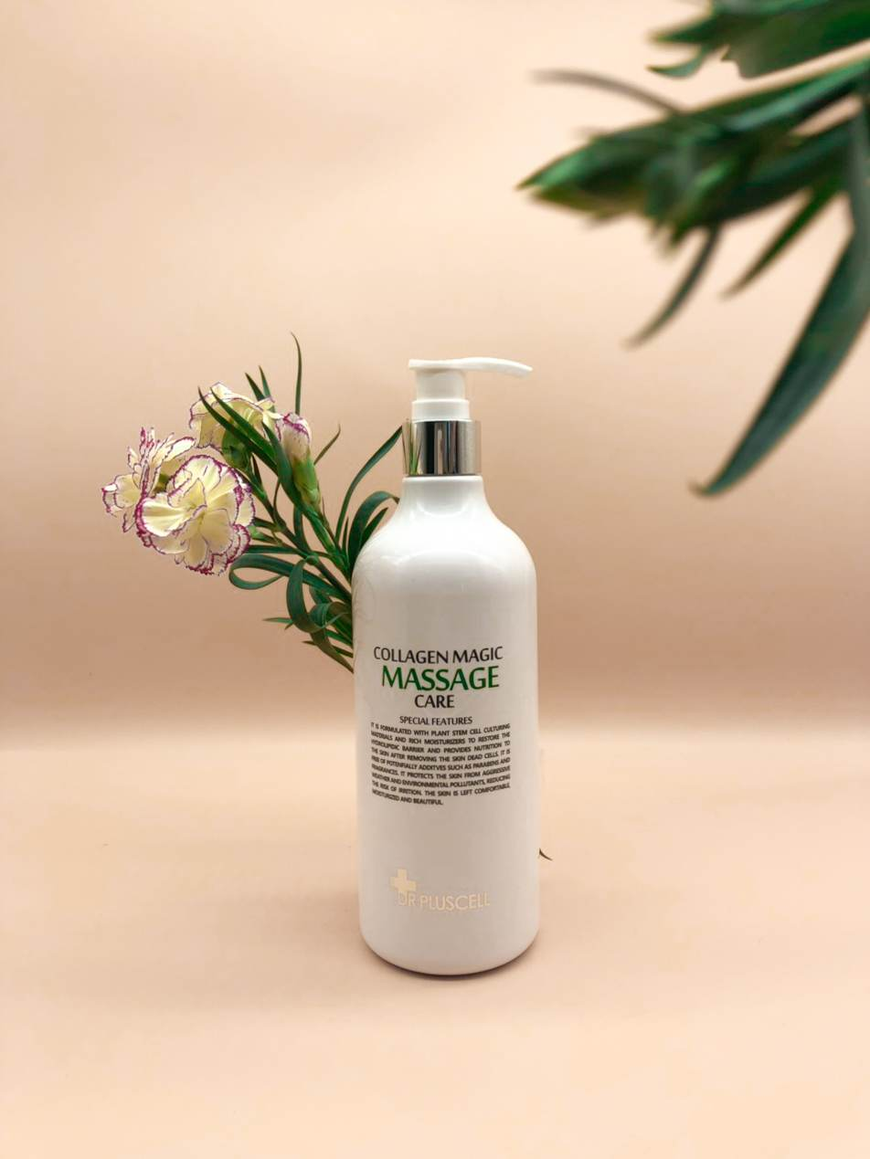 kem massage Collagen Magic Massage Care