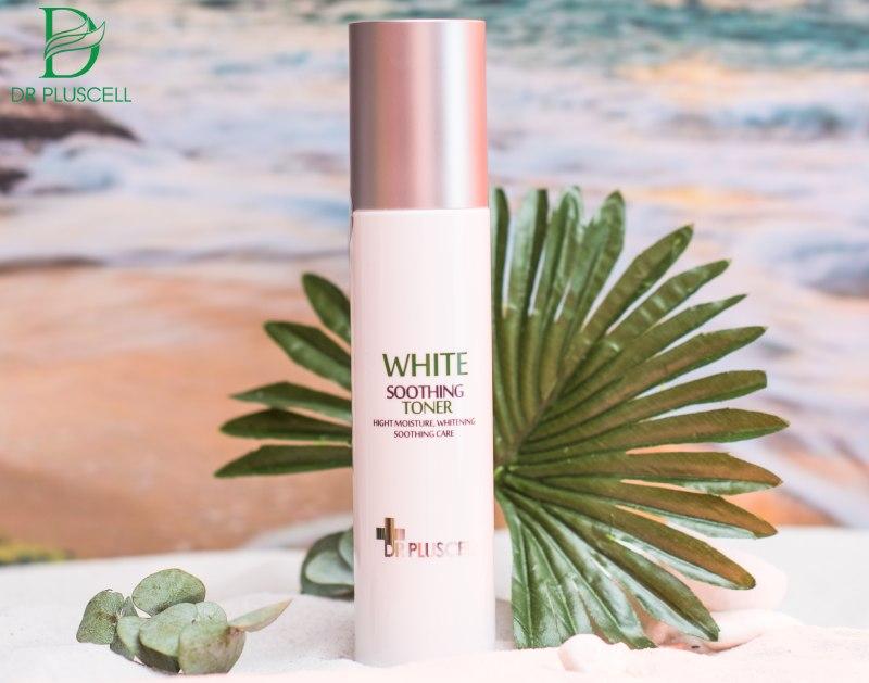nước hoa hồng Dr Pluscell - sản phẩm mới Dr Pluscell