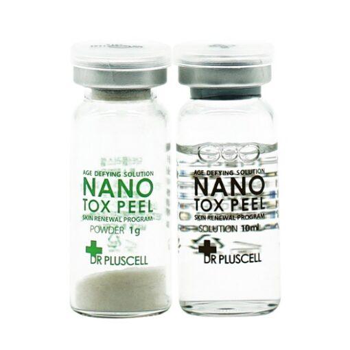 sản phẩm siêu vi tảo dr pluscell