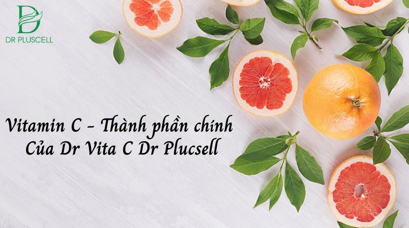 Thành phần của Dr Vita C