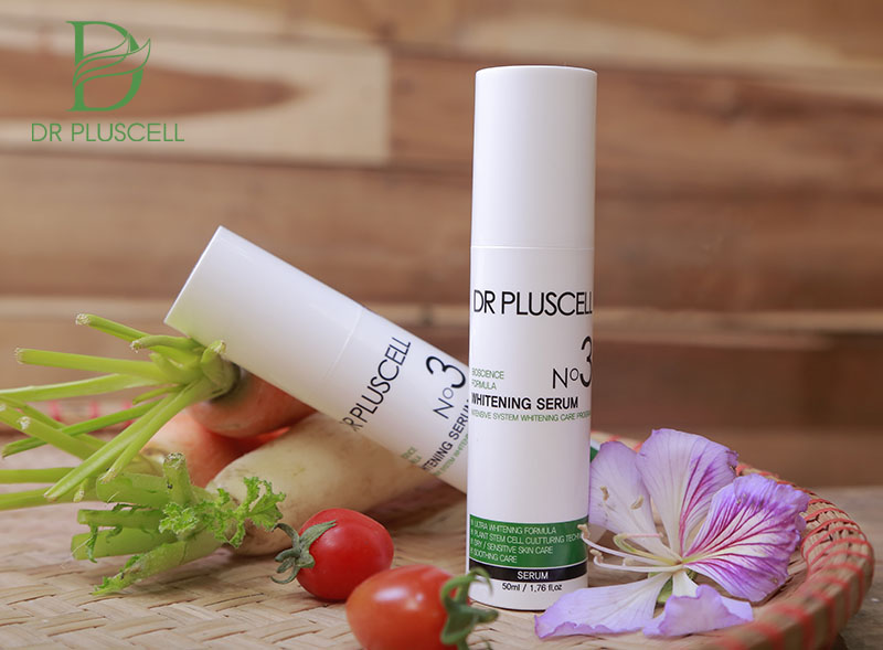Dr Pluscell Whitening serum