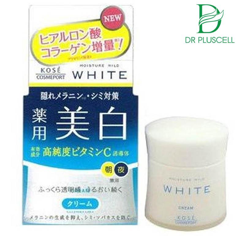 top kem dưỡng trắng da