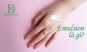 emulsion là gì