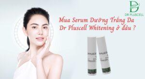 Serrum dưỡng trắng Dr Pluscell