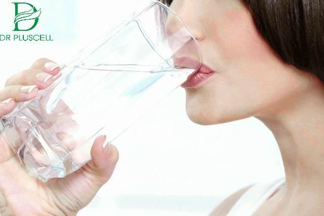 nước muối sinh lý súc miệng