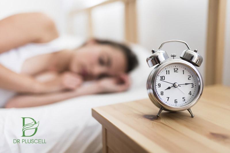 Thời gian biểu cho việc ngủ
