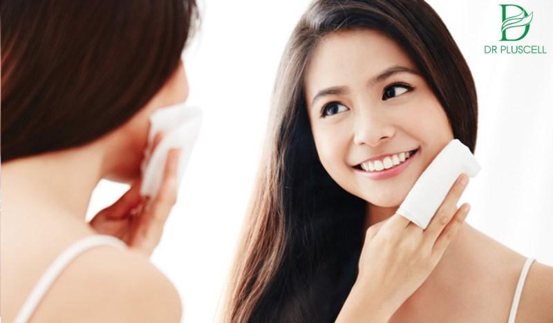 Có nên rửa lại mặt sau khi dùng Toner?