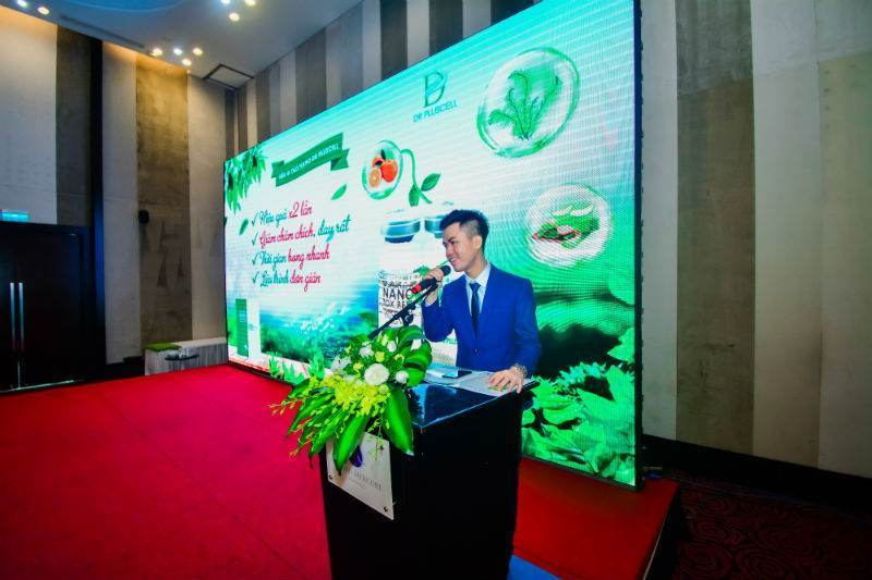 Phó giám đốc công ty Quang Nguyễn