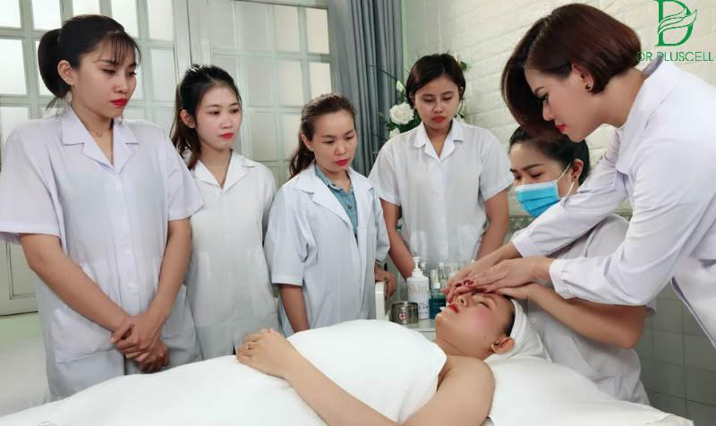 đào tạo spa chuyên nghiệp