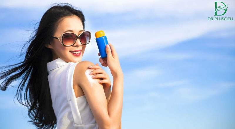 kem chống nắng tốt