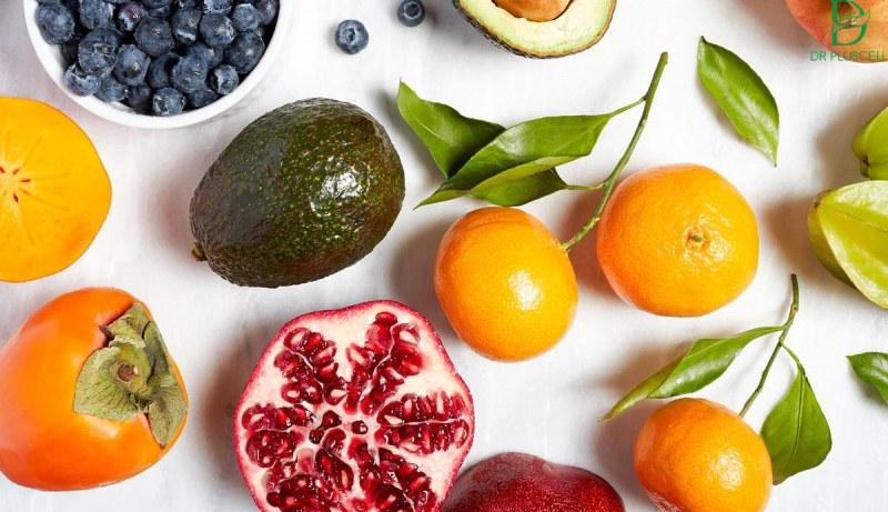 Các loại trái cây bổ sung nhiều Vitamin cho da