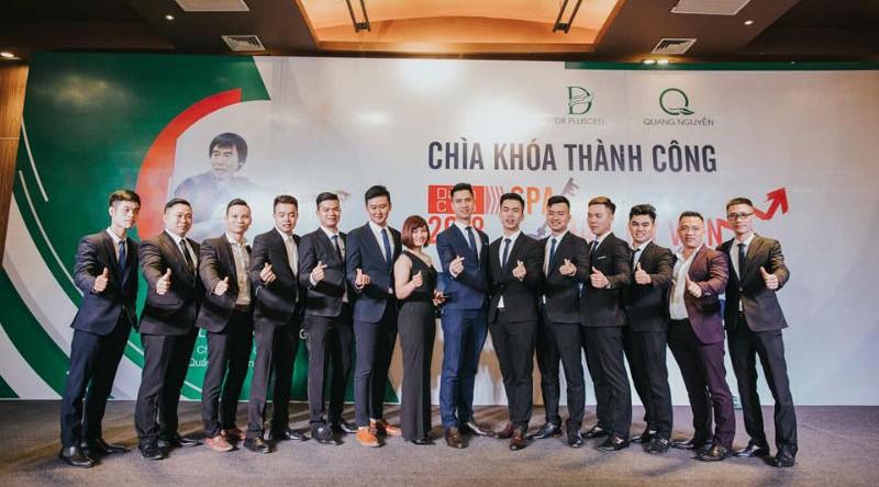 Quang Nguyễn là công ty phân phối