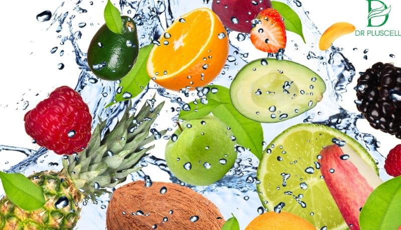 Ăn nhiều trái cây cũng là cách chống nắng hiệu quả