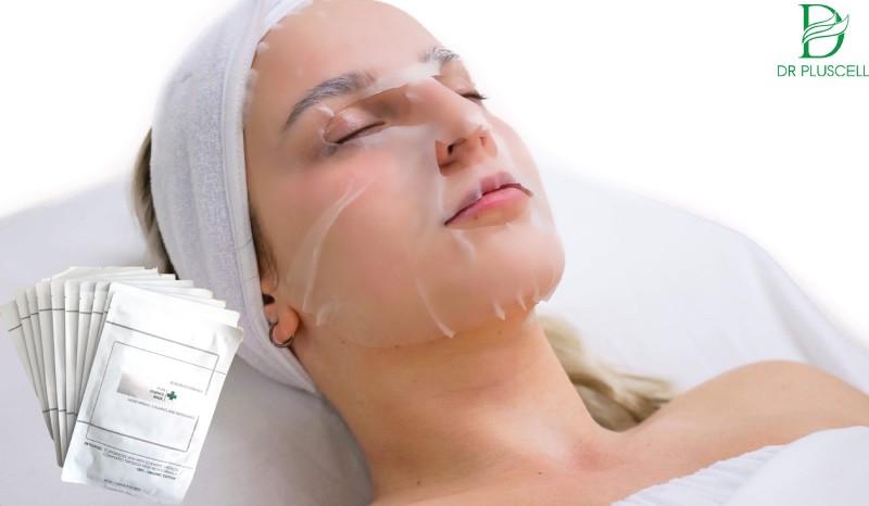 Mặt nạ Tế bào gốc dưỡng ẩm, tái tạo da Dr Pluscell