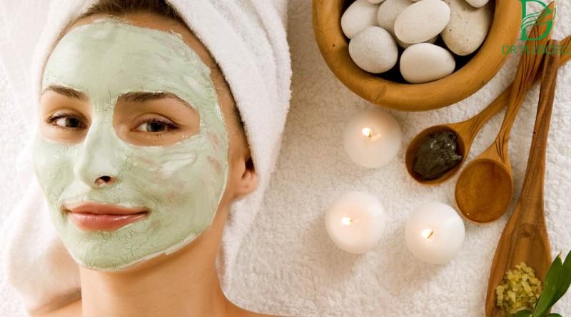 Dưỡng ẩm, điều trị, tái tạo,.... từ mặt nạ giúp cải thiện làn da