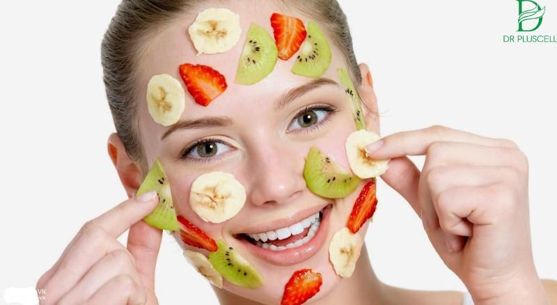 Mặt nạ dưỡng trắng từ các loại trái cây rất tốt cho da