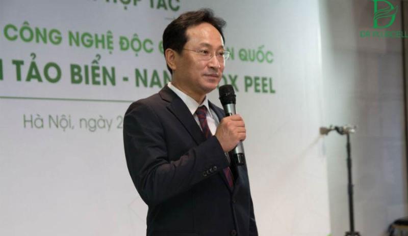 Chuyên gia  Jung Young Joon Hàn Quốc