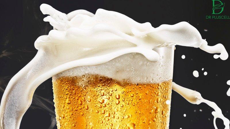 Tác dụng làm đẹp của bia đối với làn da