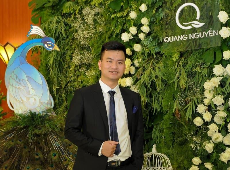 giới thiệu Giám đốc kinh doanh Ông Nguyễn Tuệ Anh