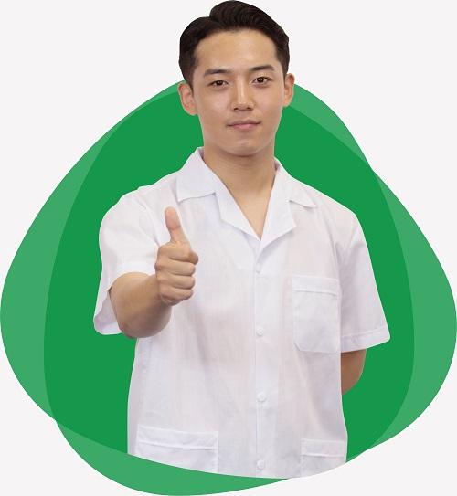chuyên gia Hàn Quốc Dr pluscell