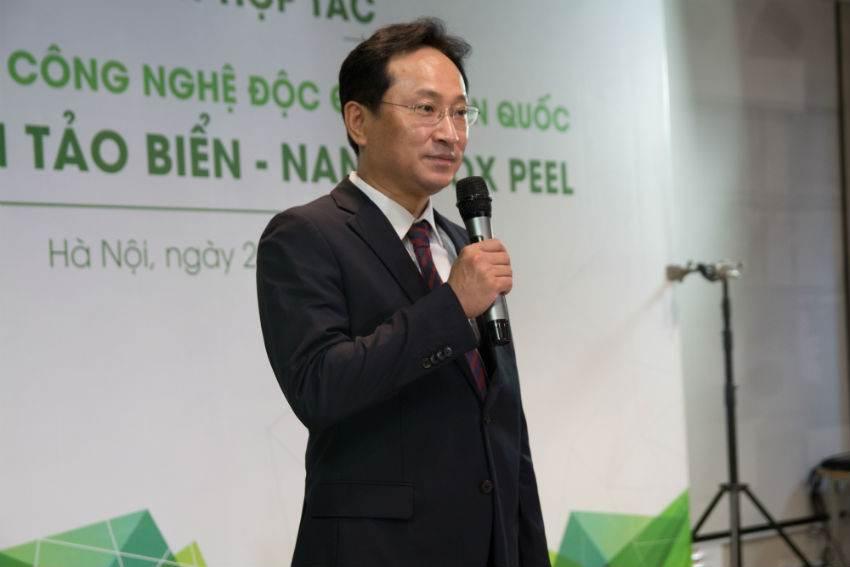 Giám đốc kinh doanh tập đoàn ENBIOSCIENCE