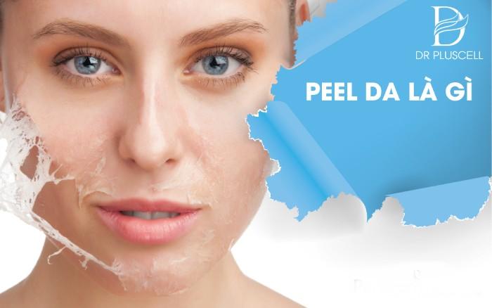 peel da là gì
