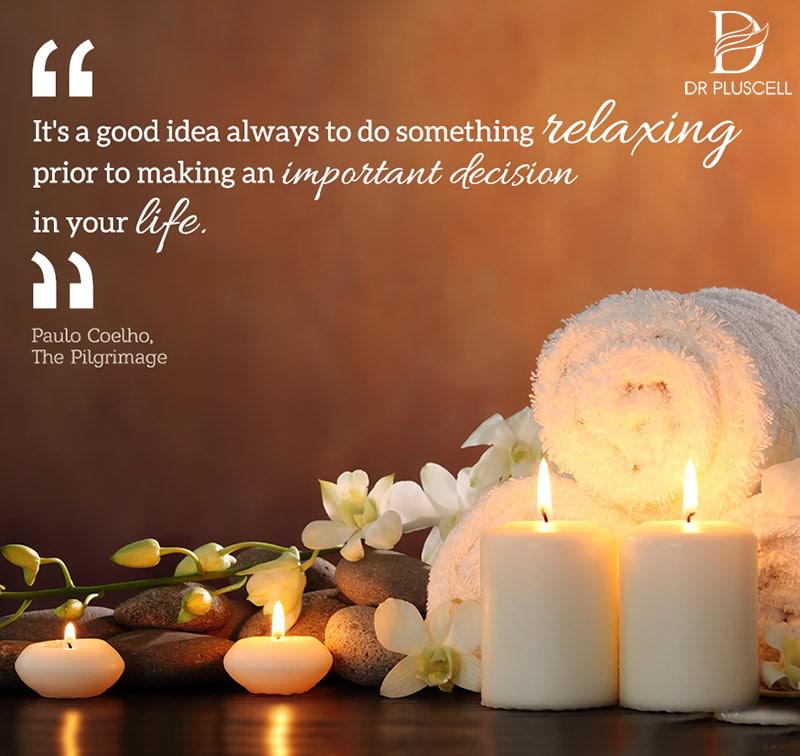 Châm ngôn trang trí cho spa