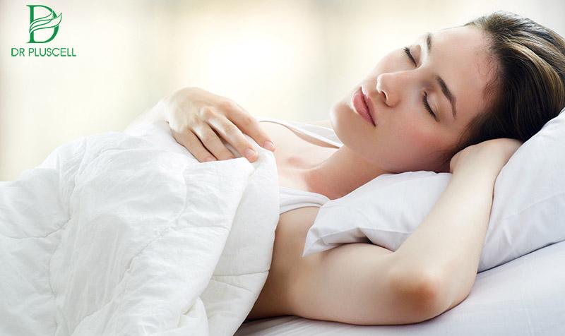 Giấc ngủ có vai trò giúp da tái tạo khỏe mạnh