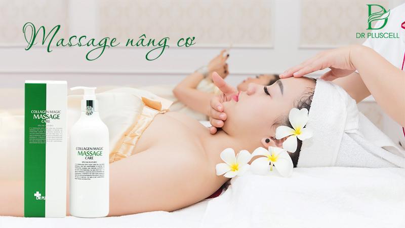 Massage nâng cơ trẻ hóa