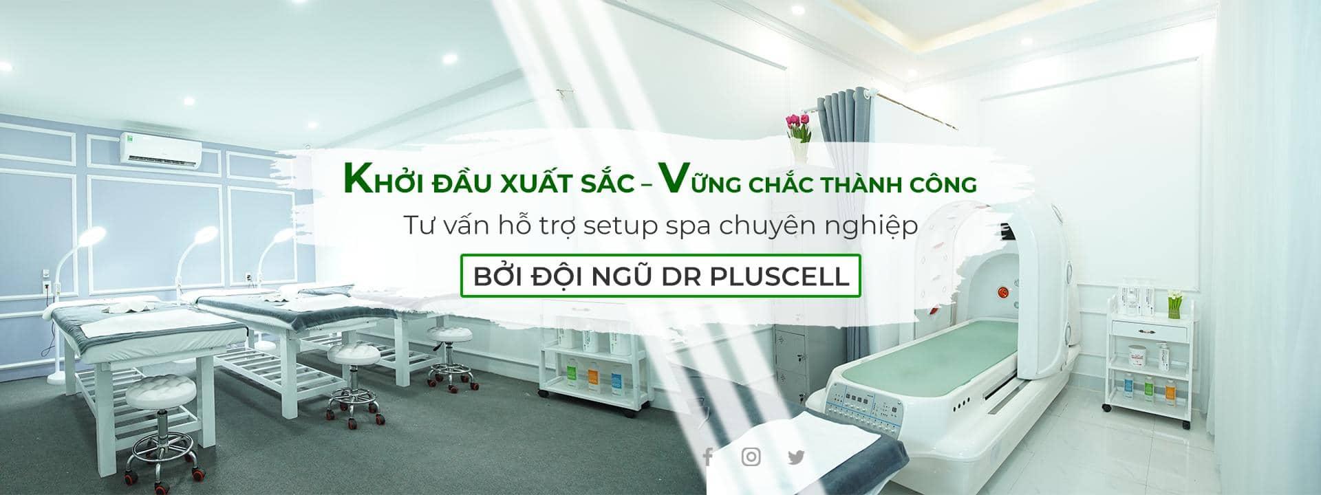 banner tư vấn setup spa