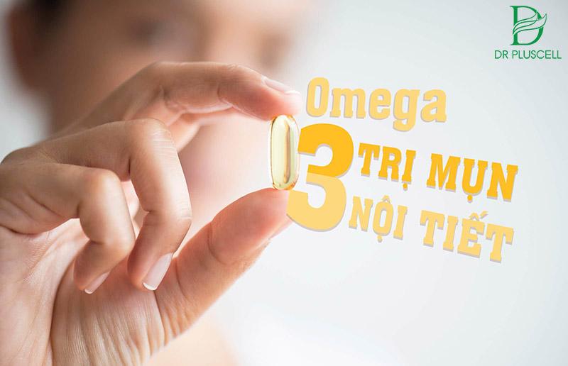 Omega 3 được xem như là phương thuốc trị mụn từ bên trong