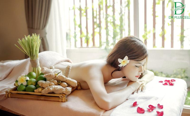 Dịch vụ phù hợp trong thời gian trống của spa