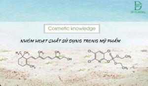 Nhóm hoạt chất tăng sinh collagen