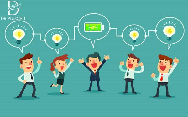sự kết nối giúp phát huy năng lực nhân viên spa tốt