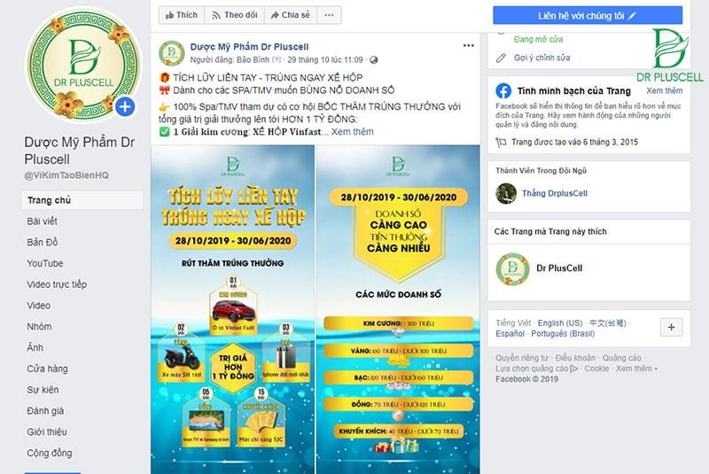 Thu hút khách hàng trên facebook bằng các cuộc thi