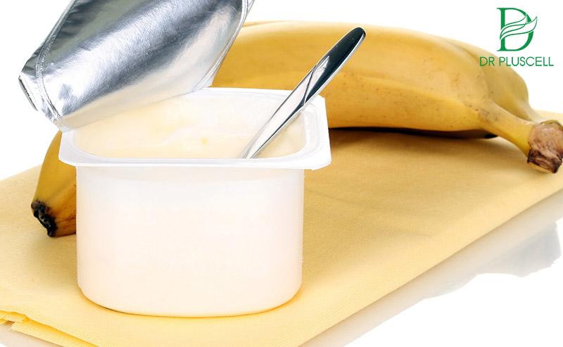 sữa chua cấp ẩm, dưỡng da mềm mại