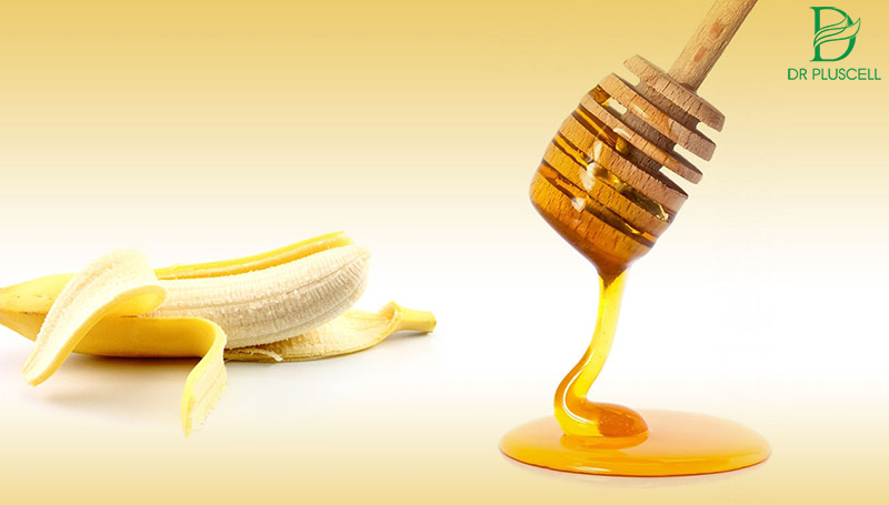 lớp dưỡng ẩm cho da và tóc bằng mật ong