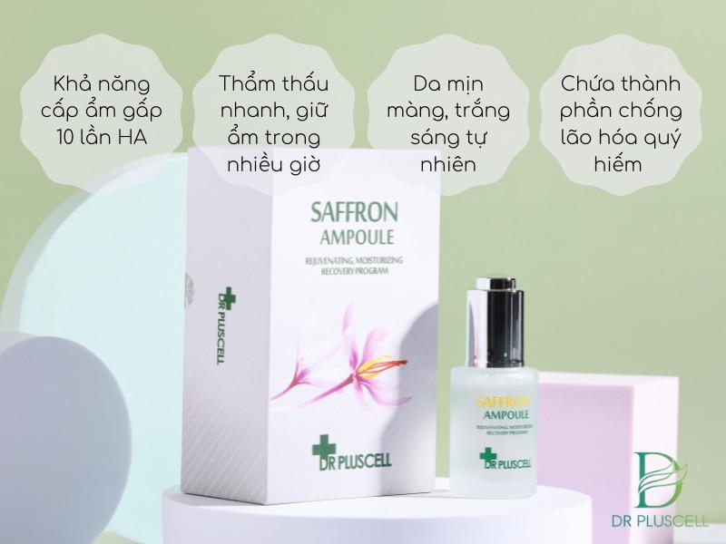 cong-dung-serum-chong-lao-hoa-dr-pluscell-saffron-ampoule