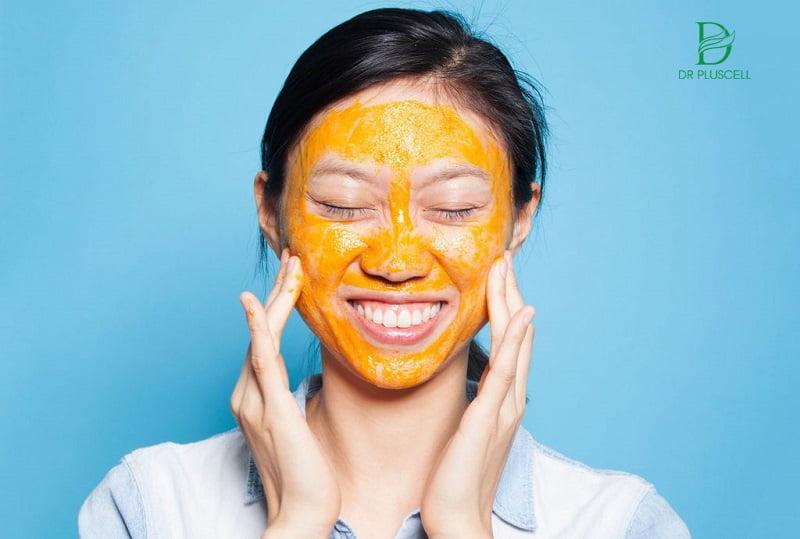 mặt nạ saffron