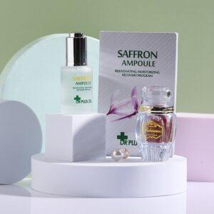 Tinh chất chống lão hóa Serum Saffron Ampoule Dr Pluscell