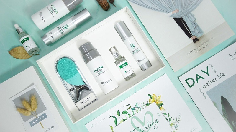 bsp daily beauty routine
