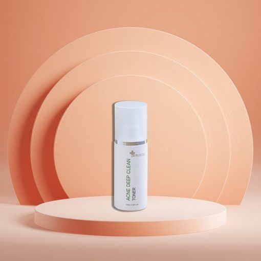 toner cho da dầu mụn dr pluscell acne deep clean toner