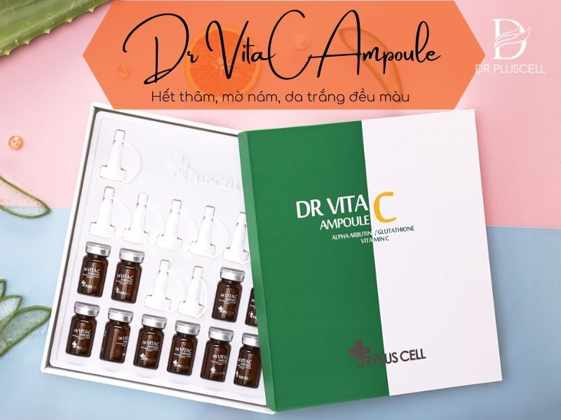 Dr Vita C Ampoule Dr Pluscell