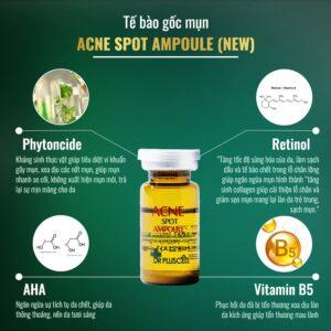 thành phần acne spot ampoule